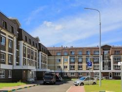 ЖК «Театральный парк» Малоэтажный жилой комплекс в